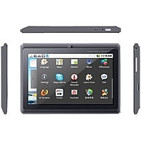 Agptek Tp7b-ya 8gb Tablet Pc - 7-inch - Wireless Lan - Arm Cortex A8 - 512 Mb Ram - Android 4.0 Ice Cream Sandwich - 800 X 480 Multi-touch - 15:9 - Arm Mali-400 Mp Graphics - Front Camera/webcam - Slate Gray Tp7bya