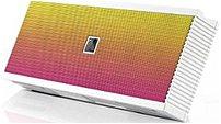 Soundfreaq Sfq-04-cr1 Sound Kick Wireless Bluetooth Speaker - Yellow, Red