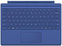 Microsoft QC7-00003 Surface Pro 4 Type Cover - Blue