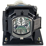 Hitachi Replacement Lamp 215 W Projector Lamp UHP 6000 Hour DT01433