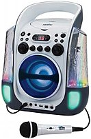 Karaoke Night Usa Kn275 2-digit Cd g Karaoke Machine With Dancing Water Led Light Show - Ac Power Adapter (included)