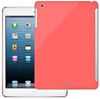The i Blason IPAD5 SMARTCS RED Slim Cover has premium material used to make this case is very lightweight yet still has certain flexibility in nature.