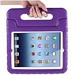 P The ArmorBox Kido Series Lightweight Convertible Stand Case for the iPad Mini utilizes impact resistant PCB construction, along with lightweight building materials and a choice of many different colors which give your child's iPad flash and character when they are using it