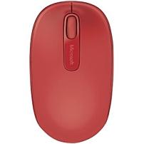 Microsoft 1850 Mouse - Wireless - Flame Red U7z-00031