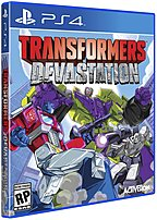 Activision Blizzard 047875771161 77116 Transformers Devastation PlayStation 4