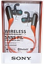 Sony Mdr-as600bt/d Sport Bluetooth In-ear Headset - Orange