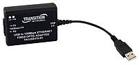 Transition Networks TN-USB-FX-01-SC Network Adapter - USB 2.0