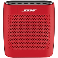 Bose Soundlink Wireless Speaker - Red - 30 Ft - Bluetooth - Usb 627840-1510