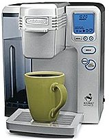 The Cuisinart SS 780 Single Serve Coffee Brewing System is one of the top choices that you can consider today