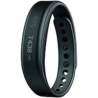 Garmin 010-01317-00 Vivosmart - Black - Small