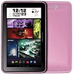 "Visual Land Me-7q-8gb-pnk Prestige Elite 7q 8 Gb Tablet Pc - 7"" - Wireless Lan - Arm Cortex A7 Quad-core (4 Core) 1.20 Ghz - Pink - Android 4.4 Kitkat - Slate - 1024 X 600 128:75 Display - Front Camera/webcam - Quad-core (4 Core)"