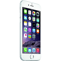 "Apple Iphone 6 Smartphone - 16 Gb Built-in Memory - Wireless Lan - 4g - Bar - Silver - At&t - 1 Sim Card Supported - Nano Sim - Ios 8 - Apple Dual-core (2 Core) 1.40 Ghz - 1 Gb - 4.7"" Lcd 1334  - Dual-core (2 Core) - Locked To At&t/cingular Wireless Mg4p2ll/a"