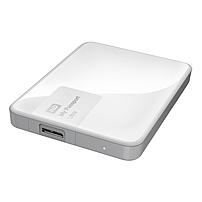 Wd My Passport Ultra 1tb Usb 3.0 Secure Portable Drive With Auto Backup Brilliant White - Usb 3.0 - Portable - Brilliant White - Retail - 256-bit Encryption Standard Wdbgpu0010bwt-nesn
