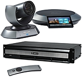 Lifesize Icon 800 Video Conference Equipment - 1920 X 1080 Video (live) X Hdmi Out - 2 X Dvi Out X Vga Out - 1 X Network (rj-45) - Gigabit Ethernet 1000-0000-1172