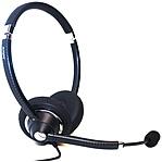 Jabra UC Voice 750 Headset - Stereo - USB - Wired - 6 Hz - 6.80 kHz - Over-the-head - Binaural - Semi-open