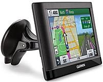 Garmin Nuvi 65lm 010-01211-06 6-inch Portable Gps With Lifetime Map Updates - Black