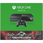 Microsoft 5C6 00083 Gears of War Xbox ONE Ultimate Edition Console Bundle 500 GB Octa core 8 Core