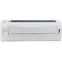 P  b High quality forms printing  b   p  p The Lexmark Forms Printer 2590  provides high quality forms printing and features such as high yield ribbons, multi font document support and character and page monitoring