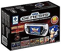 SEGA Genesis 857847003424 200158 Ultimate Portable Game Player Deluxe