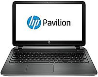 The HP Pavilion 15 p066us Notebook PC provides all of the benefits of a desktop in a sleek, portable package