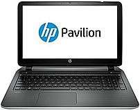 The HP Pavilion 15 p064us Notebook PC provides all of the benefits of a desktop in a sleek, portable package