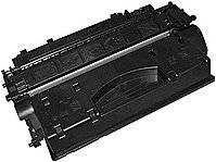 Compatible HP CE505X-R Toner Cartridge For HP LaserJet Printers - Black
