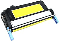 HP Compatible Q5952-R Remanufactured Toner Cartridge For HP Printers - Yellow