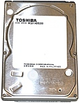 "Toshiba Mq01abb Mq01abb200 Enterprise 2 Tb 2.5"" Internal Hard Drive - Sata - 5400 - 8 Mb Buffer - 1 Pack Hdkfb02"