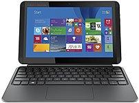 HP Pavilion x2 K3N12UA 10-k010nr Detachable Laptop/Tablet PC - Intel Atom Z3736F 1.33 GHz Quad-Core Processor - 2 GB DDR3L SDRAM - 32 GB eMMC Solid State Drive - 10.1-inch Touchscreen Display - Window