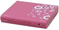 Capello Cvd2216pnk 2-channel Compact External Dvd Player - Hdmi - Pink