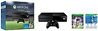 Microsoft 5C7 00123 500 GB Xbox One Gaming Console with FIFA 16 Bundle Black
