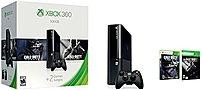 Microsoft 3M6-00044 500 GB Xbox 360 E Gaming Console with...