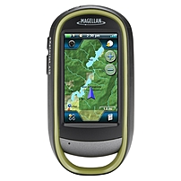 "Magellan Explorist 610 Handheld Gps Navigator - Portable - 3"" - Touchscreen - Speaker, Microphone, Photo Viewer, Altimeter - Microsd - Usb - 15 Hour - Wqvga - 240 X 400 Tx0610sgxus"