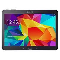 "Samsung Galaxy Tab 4 Sm-t530 16 Gb Tablet - 10.1"" - Wireless Lan Quad-core (4 Core) 1.20 Ghz - Black - 1.50 Gb Ram - Android 4.4 Kitkat - Slate - 1280 X 800 16:10 Display - Bluetooth - Gps - 1 X Total Usb Ports - Front Camera/webcam - 3 Megapixel Rear Cam Sm-t530nykaxar"