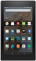 The Amazon Fire HD 8 KNDFRHD16W8IN 8 inch Tablet PC has fast quad core processor consists of two high performance 1.5 GHz cores and two 1.2 GHz cores running simultaneously for quick app launches, smooth games and videos, and great overall performance