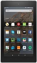 Amazon Fire Hd 8 Kndfrhd16w8in 8-inch Tablet Pc - Mediatek 2 At 1.5 Ghz   2 At 1.2 Ghz Quad-core Processor - 1 Gb Ram - 16 Gb Storage - Wi-fi - Fire Os 5 Bellini - Black