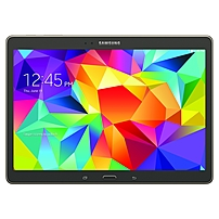 Samsung Galaxy Tab S SM-T800NTSAXAR Tablet PC - Samsung Exynos 5 Octa 1.9 GHz Quad-Core Processor + 1.3 GHz Quad-Core Processor - 3 GB RAM - 16 GB Storage - 10.5-inch Touchscreen Display - Android 4.4