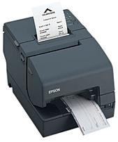 Epson C31CB25523 TM-H6000IV Multifunction Dot-Matrix Printer - 300 mm/sec - MICREndorsement Powered USB UB-U06 - 24V DC