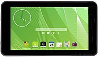 Ideausa 814882013320 Ct720g 7-inch Tablet Pc - Cortex A20 1 Ghz Dual-core Processor - 1 Gb Ram - 4 Gb Hard Drive - Android 4.2 - Black