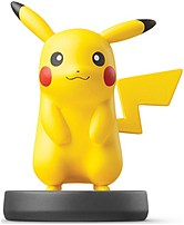 Nintendo Super Smash Bros. Series Nvlcaaak Pikachu Amiibo Gaming Figure