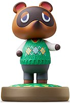 Nintendo Animal Crossing Series Nvlcajad Tom Nook Amiibo Gaming Figure