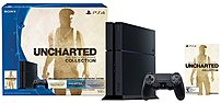 Sony 711719503873 3001491 500 Gb Playstation 4 Uncharted: The Nathan Drake Collection Bundle