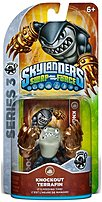 Activision 047875846661 84666 Skylanders Swap Force: Knockout Terrafin Series 3 Character Gaming Figure 047875846661
