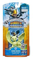 Activision 047875847002 Skylanders: Giants Sonic Boom Gaming Figure (Glow in the Dark) 047875847002