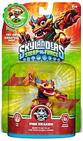Activision 047875847996 Skylanders SWAP Force: Fire Kraken Character (SWAP-able) 047875847996