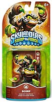 Activision 047875848061 84806 Skylanders SWAP Force: Scorp Character 047875848061