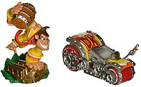 In an effort to save Skylands, the Skylanders have reached out across all dimensions to call for reinforcements with Activision 047875877443 87744 Skylanders Superchargers  Noa Dual Donkey Kong Barrel Blaster