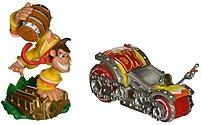 Activision 047875877443 87744 Skylanders Superchargers: Noa Dual Donkey Kong-Barrel Blaster - Nintendo Wii U 047875877443