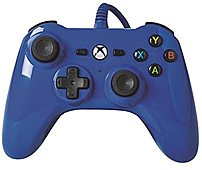 PowerA Mini Series CPFA1240211 Wired Controller for Xbox One Blue