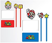 PowerA 1353655-01 Super Mario Clean and Protect Kit for Nintendo DS Systems